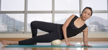 Alleviate Body Pain with Yamuna Body Rolling Workshop