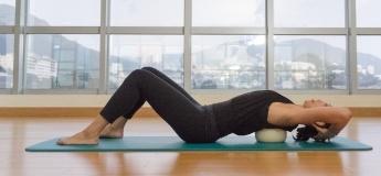 Yamuna Ball Rolling Class For Body Pain