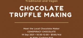 Chocolate Truffle Making workshop
