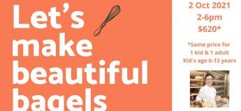 Let's Make Beautiful Bagels