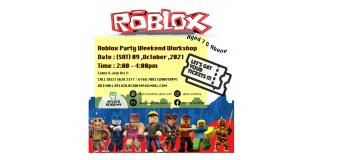 Roblox STEM Coding 兒童編程課程