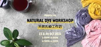 Natural Tie-Dye Workshop