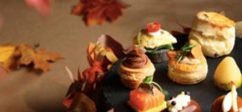 'Taste of Truffle' Autumn Afternoon Tea Set