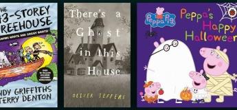 Bookazine's spooky Halloween picks