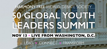 HTWDS 50 Youth Leaders Summit