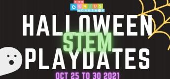 Halloween STEM Playdates
