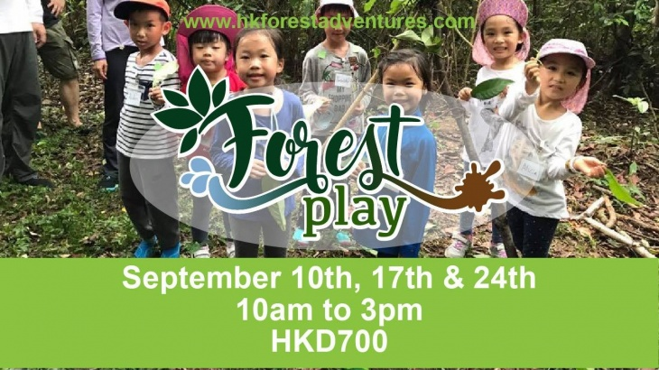 Forest Play - September