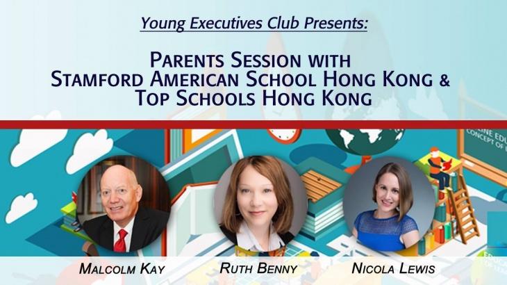 YEC Parents Session: Stamford American School & Top Schools
