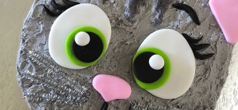 Kids Kitten Cake Decorating Workshop