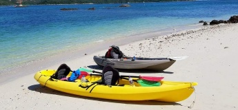 2D1N Kayaking and Camping in Sai Kung