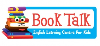 Book Talk - Language Learning Center