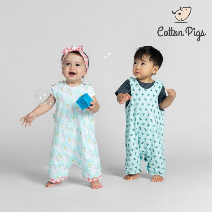 Cotton Pigs