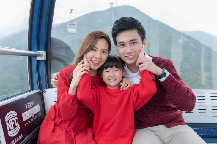 Ngong Ping 360 - Standard Cabin (One Way / Roundtrip)