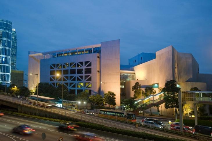 The Hong Kong Academy for Performing Arts