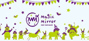 Magic Mirror Kids' Hair Salon