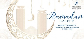 Embrace the Spirit of Ramadan at Habtoor Grand Resort, JBR