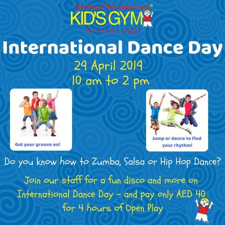 International Dance Event