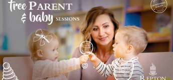 Free Parent and Baby Sessions