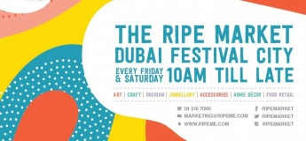 The Ripe Market at Dubai Festival City Mall