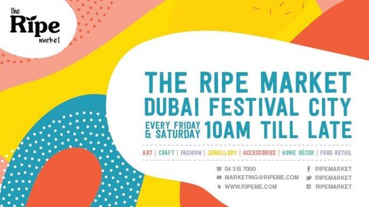 The Ripe Market at Dubai Festival City Mall