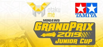 Otaku ME Mini4WD Grand Prix 2019: Junior Cup