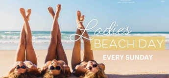 Ladies Beach Day @ The Westin