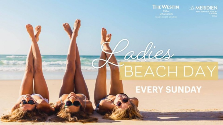 Ladies Beach Day @ The Westin