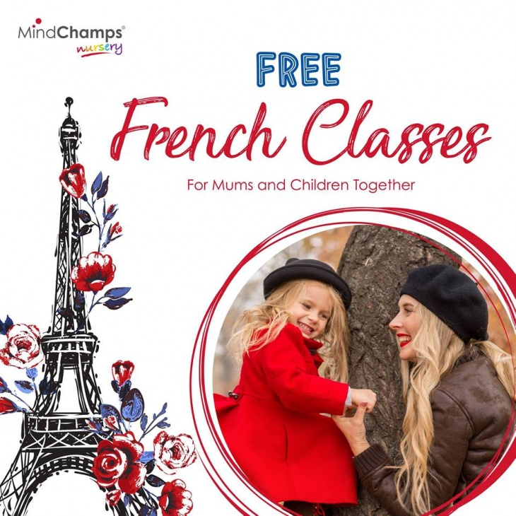 Mummy and Me French Classes