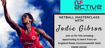 Netball Masterclass with Jodie Gibson