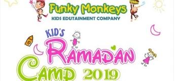 Funky Monkeys Kids Ramadan Camp