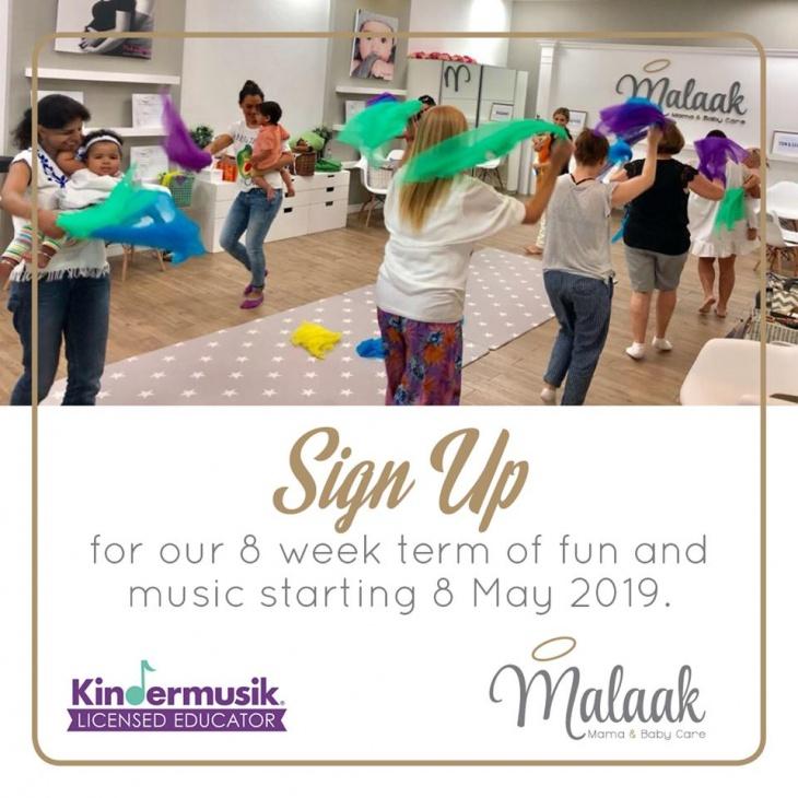 Kindermusik Dubai @ Malaak