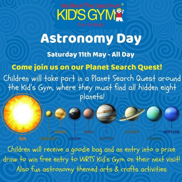 Planet Search Quest @ We Rock the Spectrum