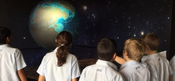 Earth Sciences Gallery @ Children's City