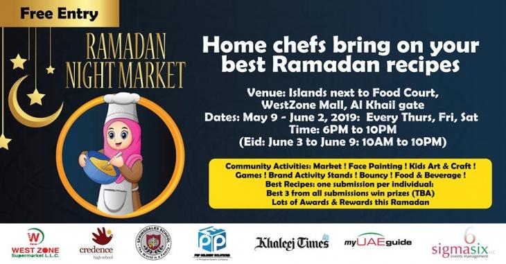 Ramadan Night Market