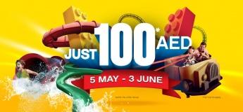 Legoland's UAE Resident Special Ramadan Offer