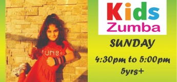 Kids Zumba @ Kids Jungle