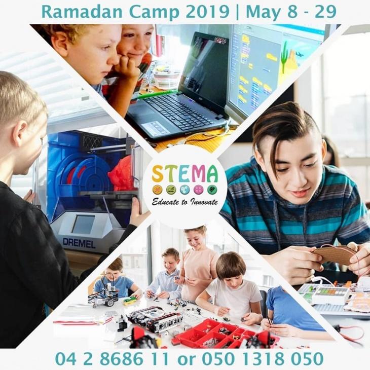 STEMA Center's Ramadan Workshops