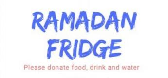 Ramadan Fridge