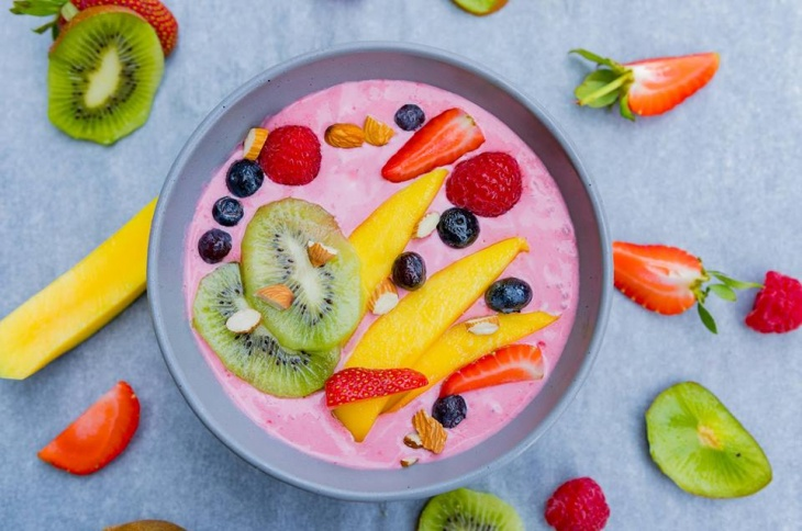Kids Masterclass: Smoothie Bowl & Ice Cream Decoration