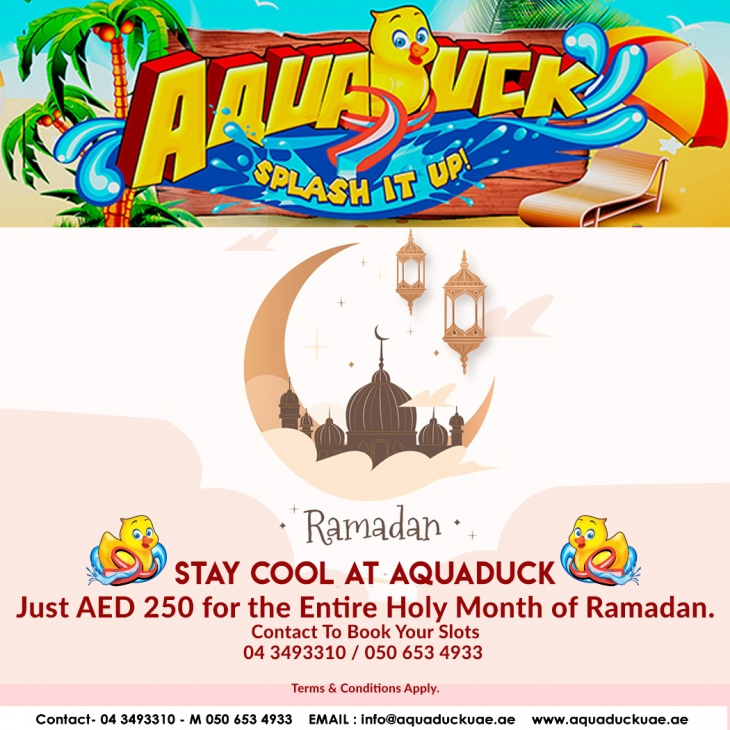 Kids Monthly Pass at Aquaduck