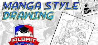 Manga Style Drawing 3-Day Workshop