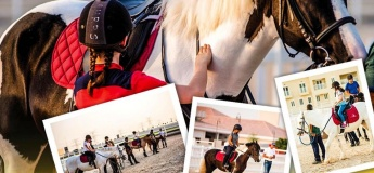 Complimentary Riding assessment @ Al Habtoor