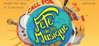 Fête de la Musique - World Music Day
