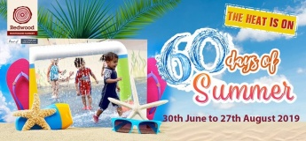 60 Days of Summer @ Redwood Montessori