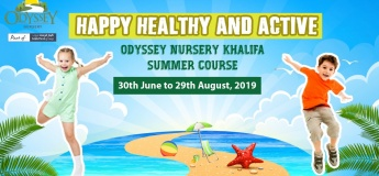 Happy, Healthy and Active Summer Course