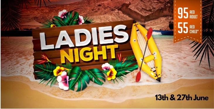 Wadi Adventure's Ladies Night