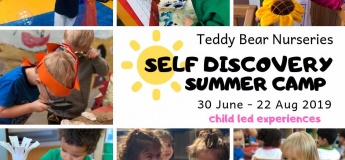 Self Discovery Summer Camp