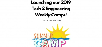 STEAM Weekly Summer Camp 2019