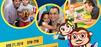 Super Daddy Day @ Cheeky Monkeys