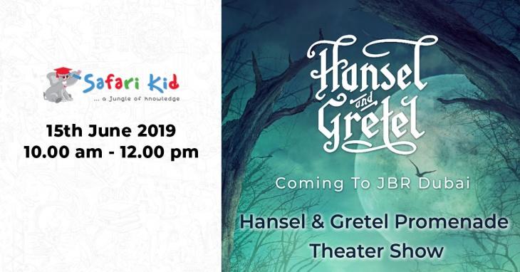 Hansel & Gretel Promenade Theater Show